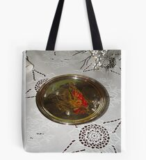Silver Pool Tote Bag