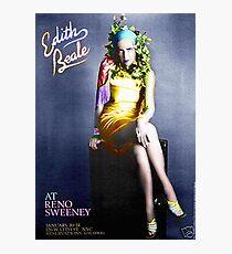 EDITH BEALE: RENO SWEENEY Photographic Print