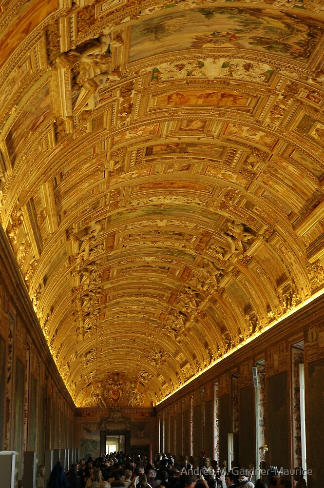 Vatican  by Andrea M. Gardner-Maurice
