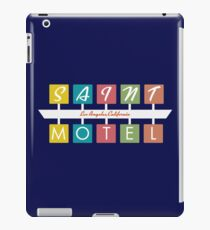 Retro Motel Sign iPad Case/Skin