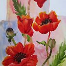 The Joy of Poppies by bevmorgan