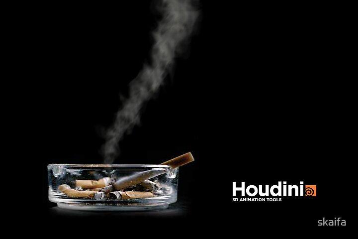 Cigarette Smoke by skaifa