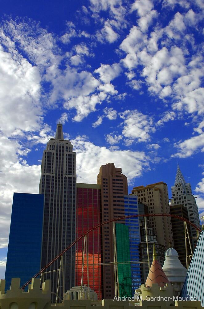 Vegas  by Andrea M. Gardner-Maurice