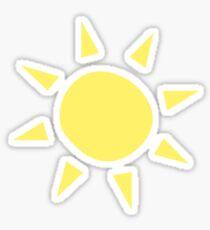 Sonne Sticker