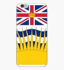 British Colombia Flag Phone Case iPhone Case