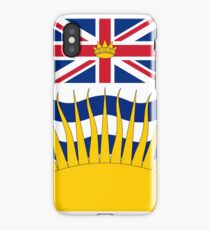 British Colombia Flag Phone Case iPhone Case/Skin