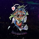 Angler Fish Love Rituals 1 - How to Attract a Mate by didielicious