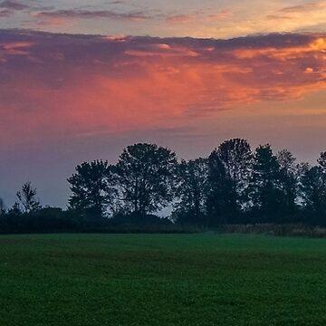 Kingsbury Sunrise by KENDALLMcKERNON