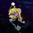 Angler Fish Love Rituals 2 - He is Such a Pain in the Neck by didielicious