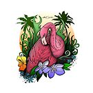 Flamingo by Adamzworld