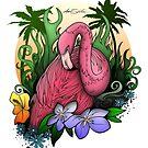 Flamingo by Adamzworld