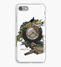 End Of Time iPhone Case/Skin
