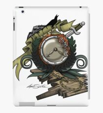 End Of Time iPad Case/Skin
