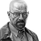 Walter White by Paul Robinson