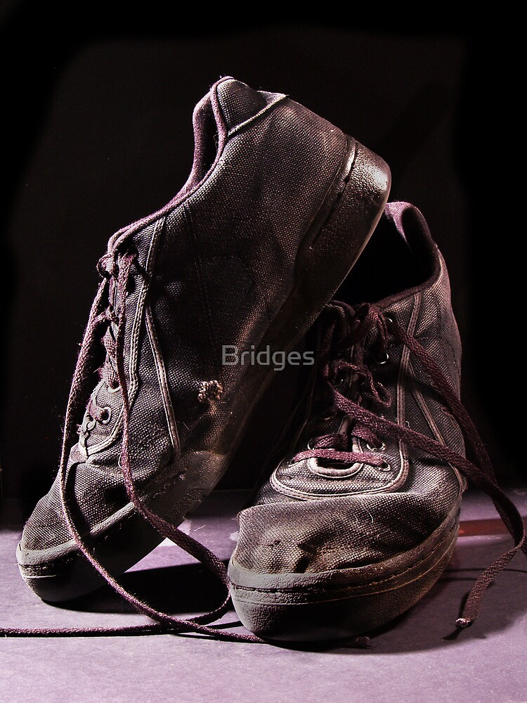 These Shoes Were Made For Walking by Bridges