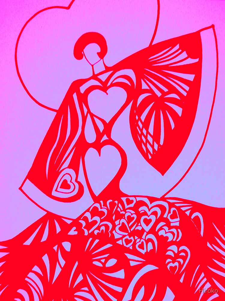 Queen of Hearts by Hiroko