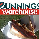 Bunnings Snag by insanegrunt