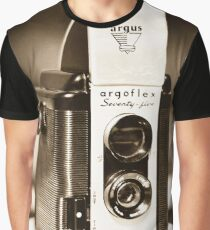 Argus Camera Graphic T-Shirt