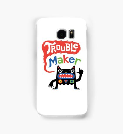 Trouble Maker V - black monster Samsung Galaxy Case/Skin