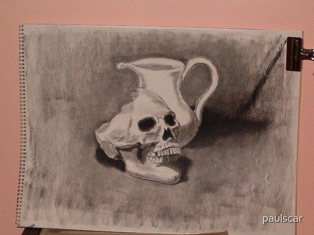 skull  by paulscar