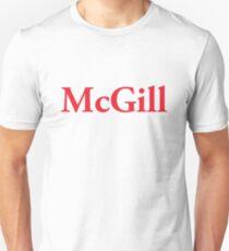 McGill Logo Unisex T-Shirt