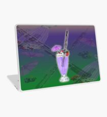Oboe Blueberry Musical Milkshake Laptop Skin