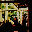 PARIS AIRPORT, PORTE F45 by REKHA Iyern [Fe] Records Canada