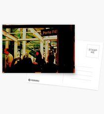 PARIS AIRPORT, PORTE F45 Postcards