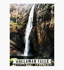 Wallaman Falls - Queensland, Australia Photographic Print