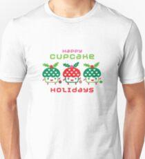 Cupcake Holidays Unisex T-Shirt
