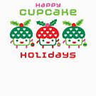 Cupcake Holidays by Andi Bird
