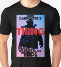 THE THING 31 - RED Unisex T-Shirt