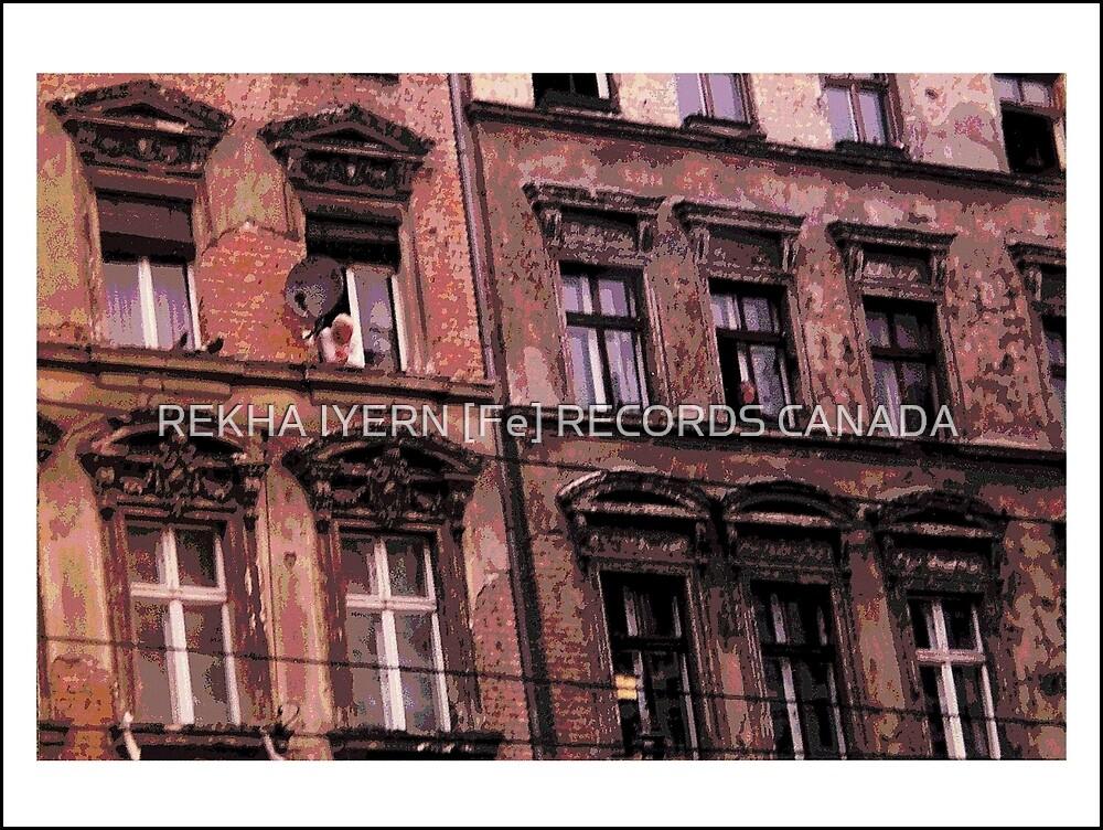 GOOD FRIENDS, BERLIN by REKHA Iyern [Fe] Records Canada
