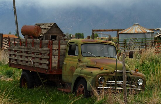International Farm Truck by Ryan Houston