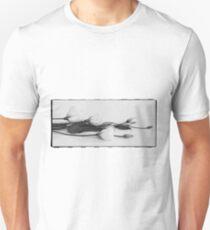 White Lisianthus  T-Shirt