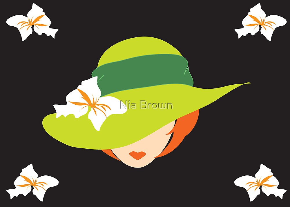 The Green Lady by Nia Brown