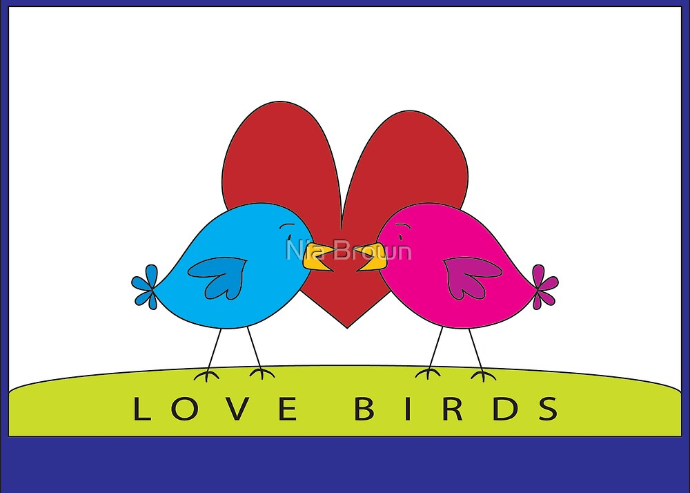 Love Birds by Nia Brown