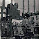 DISTRICT GREY, DOWNTOWN TORONTO by REKHA Iyern [Fe] Records Canada
