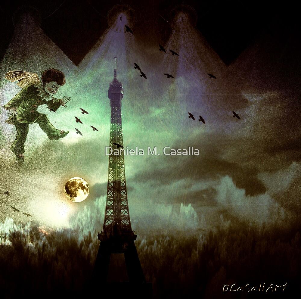 Parisino by Daniela M. Casalla