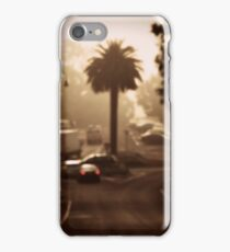 Bendigo in the fog iPhone Case/Skin
