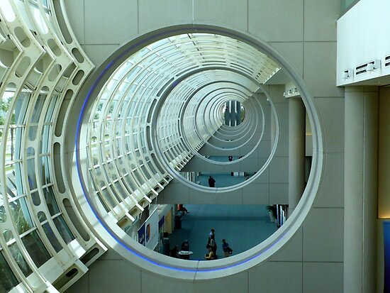 Futuristic by Thaddeus Zajdowicz