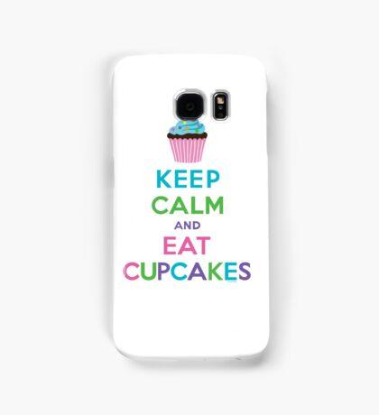 Keep Calm and Eat Cupcakes ll Samsung Galaxy Case/Skin