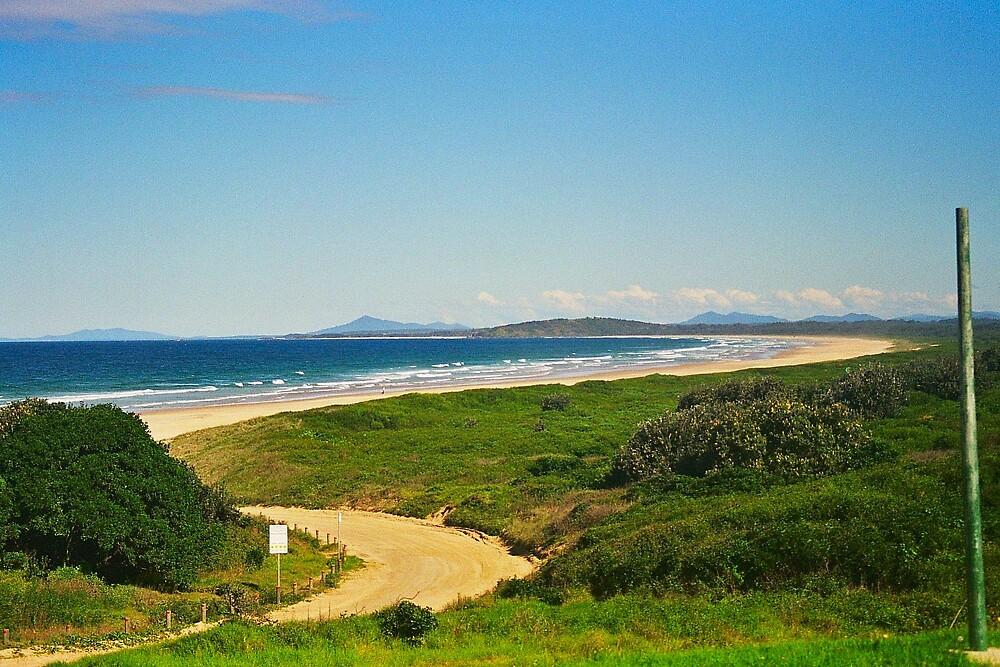 Beach of dreams by caroler
