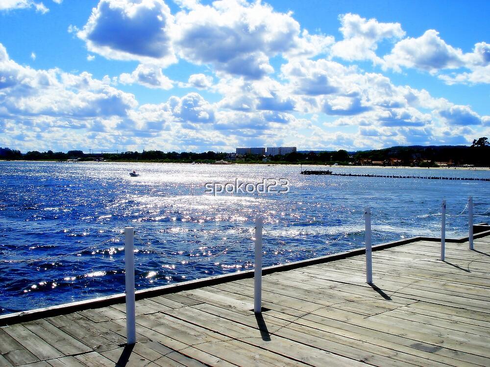 Sopot Boardwalk by spokod23