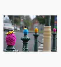 Quirky in the City Photographic Print