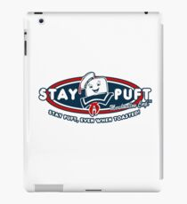 Stay Puft - Even When Toasted! iPad Case/Skin