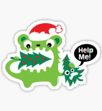 Help Me! Sticker
