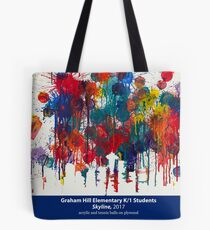 Skyline by Graham Hill K/1 Students Tote Bag