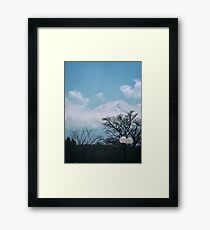 Japan 6 - Mt. Fuji Framed Print