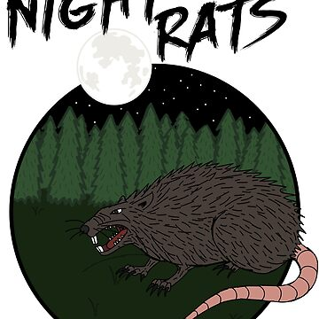 Night Rats by ClassyClarence